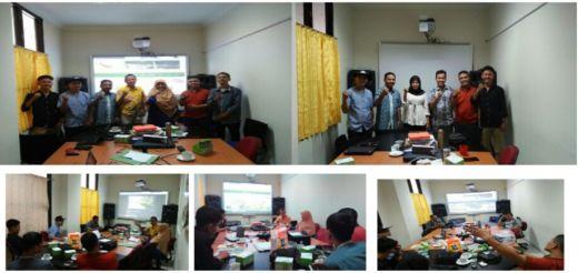 Wujudkan Destinasi Wisata, UNP Berikan Pelatihan untuk Operator Web Ikan Sakti Sungai Janiah Baso Agam