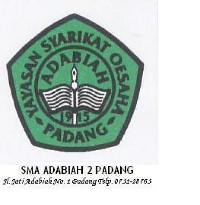 SMA Adabiah 2 Padang