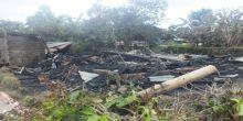 Diduga Terjebak Kobaran Api, Pasutri Ini Tewas Saat Rumahnya Dilalap si Jago Merah