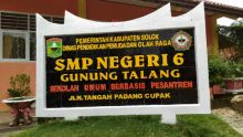 SMPN 6 Gunung Talang Solok, Sekolah Umum Berbasis Pesantren