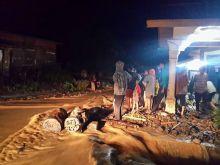 Banjir Bandang Terjang Jorong Kasiak Nagari Koto Sani Kabupaten Solok