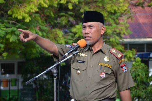 Buat Perwako KTR, Mahyeldi: Padang Akan Bebas Asap Rokok!