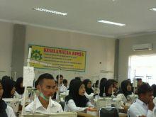 Dinas Sosnaker Kabupaten Solok Gelar Pelatihan Bordir Kerjasama BDI Padang