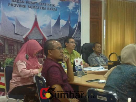 Beras dan Cabai Naik, Beri Andil Sebabkan Inflasi Kota Padang 0.84 Persen