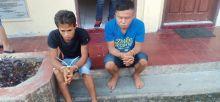Tanpa Perlawanan, Dua Pelaku Curanmor Ini Dibekuk Tim Jatanras Polres Bukittinggi