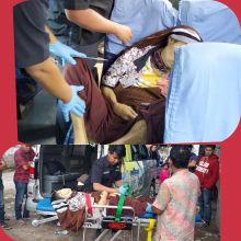 Innalilahi, Bermaksud Hendak ke Bogor Penumpang dari Penyabungan Sumut Ini Meninggal dalam Mobil di Daerah Bukittinggi