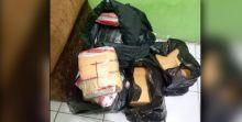 Pelajar Bawa 21 Kilogram Ganja Ditangkap Polisi di Pasaman