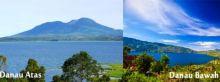 Danau Kembar Solok, Duplikat Keindahan Selandia Baru Jatuh di Ranah Minang