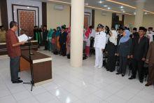 Walikota Payakumbuh, Rotasi 141 Pejabat Eselon III/ IV dan Kepsek