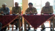 Pengawas SMP dan SMA/SMK Kabupaten Solok Ikuti Bimbingan Teknis Penyusunan DUPAK