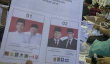 Pleno KPU Kota Sawahlunto, Prabowo-Sandi Menang Telak 81,58 Persen