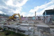 Pembangunan Pasar Padang Panjang Dimulai, Pemko Minta Dukungan Semua Pihak