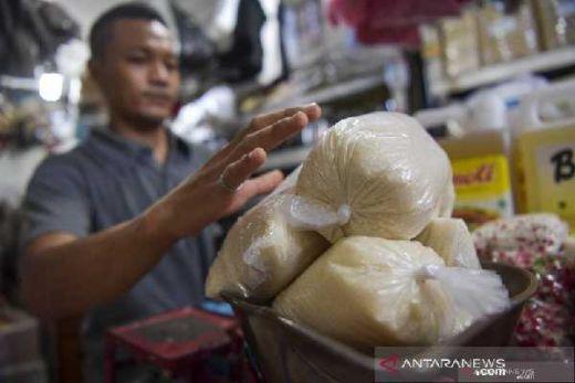 Jelang Hari Raya Qurban, Harga Bahan Pokok di Pasar Raya Padang Stabil