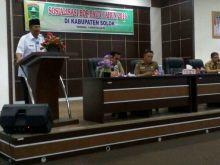 Lembaga PAUD Dibantu Biaya Operasional oleh Pemkab Solok
