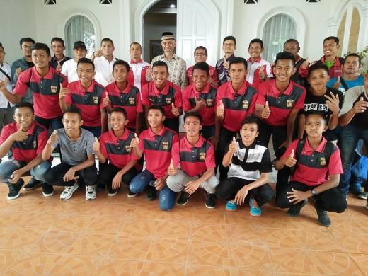 Juara Regional, Academy PSP Bertekad Juarai Piala Kemenpora U-16