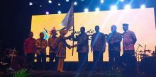 Diawali Parade Bendera Marawa dan Gandang Tasa, Tour de Singkarak 2019 Resmi Dimulai