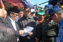 Kebakaran Pasar Padang Panjang, Walikota: Kita Segera Bantu Pedagang
