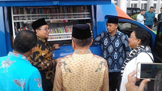 Fadli Zon Dukung Padang Panjang Jadi Kota Literasi