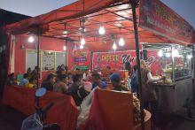 Pedagang Padang Panjang Gembira, Omset Meningkat Tiga Kali Lipat Sejak Pindah ke Pasar Kuliner