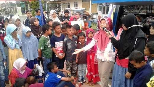 Literasi Semakin Membumi di Padangpanjang
