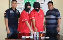 Jualan Narkoba, Pasangan Suami Istri Ditangkap Polisi di Agam