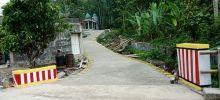 Sesuai Kontrak, Pembangunan Jalan Masjid Raya Koto Nopan Tuntas Dikerjakan