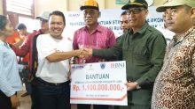 Kabar Gembira... 550 Kepala Keluarga di Mentawai Terima Bantuan Dana UEP