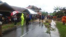 Dampak Hujan Lebat, Beberapa Kawasan di Agam Dilanda Bencana, Jalur Alternatif Sicincin-Bukittinggi Terputus Total di Kawasan Malalak