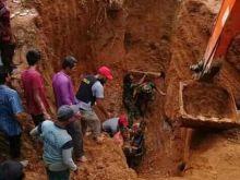 Tertimpa Batu Saat Menggali Sumur, Warga di Pasaman Meninggal Dunia