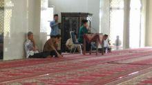 Wirid Mingguan di Hari Jumat di Pemkab Solok Sepi Jamaah