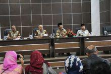 Duet Gusmal-Yulfadri Ajak Media Bekerjasama Bangun Kabupaten Solok