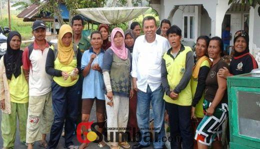 Suwandel Muchtar Nyatakan Siap Jadi Walikota dengan Semangat Nyata