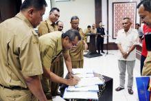 Pengurus RT/RW se Payakumbuh Datangi Walikota Riza Falepi