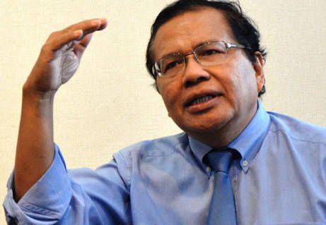 Dorong Pertumbuhan Ekonomi Sumbar, Mantan Menko Rizal Ramli akan Lakukan Road Show di Ranah Minang