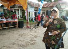 Ketua DPRD Padang, Elly Thrisyanti Apresiasi FKAN Pauh IX