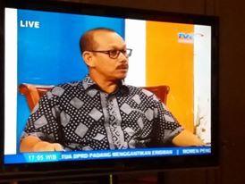 Anggota DPRD Padang, Amrizal Hadi Sorot Proses Pencairan Dana Hibah di Pemko Padang