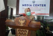 Relawan Gugus Tugas Covid-19 Sumbar Positif Dinyatakan Sembuh