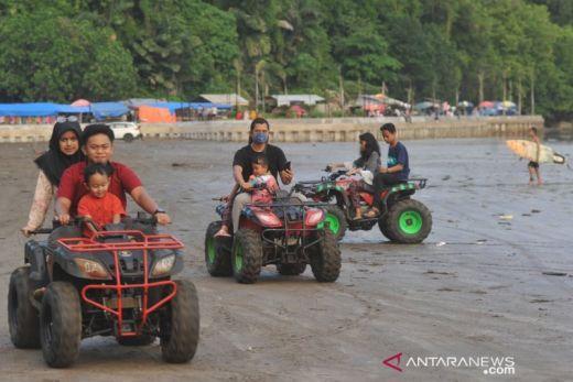 BPS: Kunjungan Wisatawan Asing ke Sumbar Nihil Akibat Covid-19