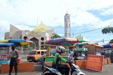 Dinas Perdagangan Padang Perketat Akses Masuk Pasar Menuju Normal Baru