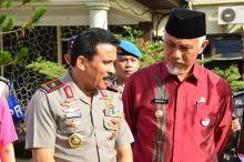 Wako Mahyeldi Sebut Polda Sumbar Jamin Keamanan Warga Tigo Sandiang
