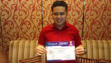 Calon Ketua HIPMI Sumbar, Iqra Chissa Putra Bantah Gunakan Sertifikat Diklatda Bodong