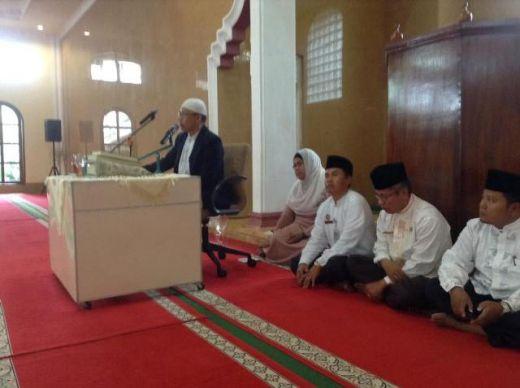 Perkuat Iman dan Taqwa, Korpri Padang Panjang Lakukan Wirid