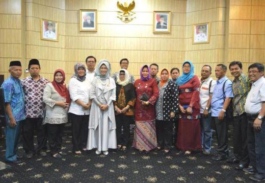 DPRD Salatiga Puji Program Unggulan Pemko Padang
