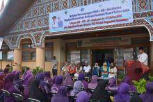 Pencanangan KKG PKK KB Kesehatan Kecamatan Padang Panjang Barat, Hadirkan Lansia Prolanis
