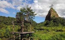 Ratusan Fotografer Hunting Akbar Micro Nasional di Ngarai Takuruang Taruko