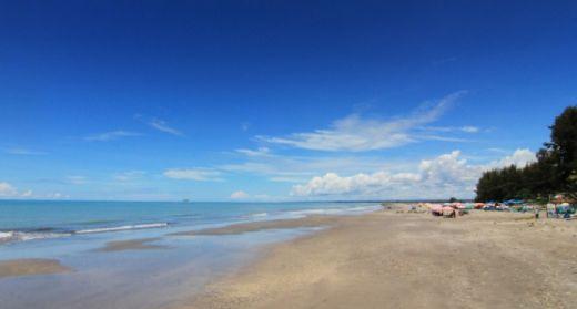 Pantai Gandoriah, Primadona Wisata dengan Legenda Kisah Cinta di Kota Pariaman