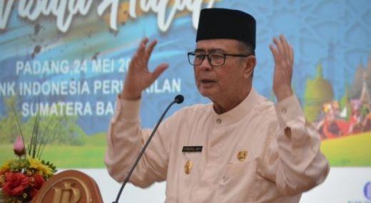 Meski Masih Ada Hambatan, Jalan Tol Padang - Pekanbaru Sudah Mulai Dicor