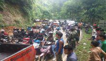 Longsor di Kelok Pulai Koto Alam, Jalan Sumbar-Riau Putus Lagi