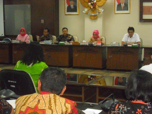Pansus Ranperda CSR DPRD Jawa Tengah Belajar ke Sumbar
