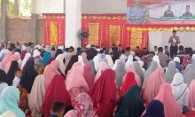 Hadirkan 3 Ustadz, Tabligh Akbar Polres Sijunjung Dihadiri Ribuan Masyarakat